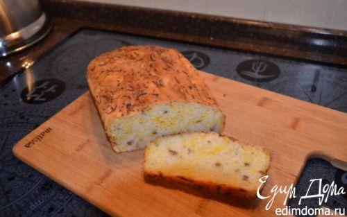 Оливковый хлеб с тыквой и семечками | Кулинарные рецепты от «Едим дома!»