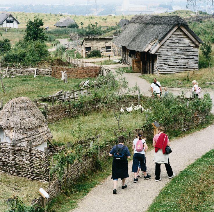Bede's World Farm, Jarrow
