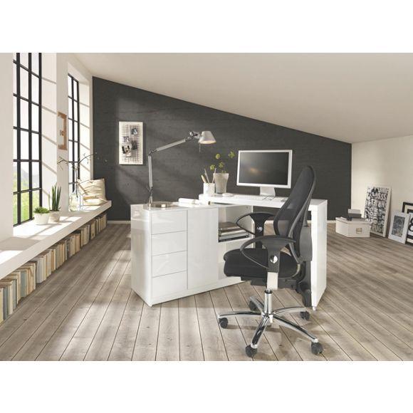 1000 images about arbeitszimmer on pinterest novels for Schreibtisch schwenkbare tischplatte