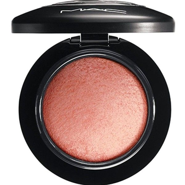 MAC Mineralize Blush (45 AUD) ❤ liked on Polyvore featuring beauty products, makeup, cheek makeup, blush, beauty, cosmetics, fillers, mineral blush, mac cosmetics and shimmer blush
