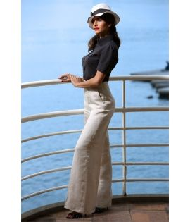 Shop your Katharine Hepburn pants at von50.com