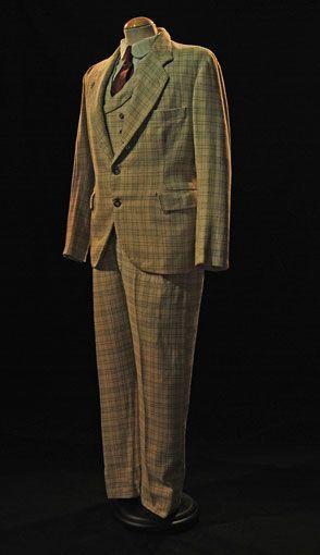 Años 40 Hombre #Vestuario #Costumes