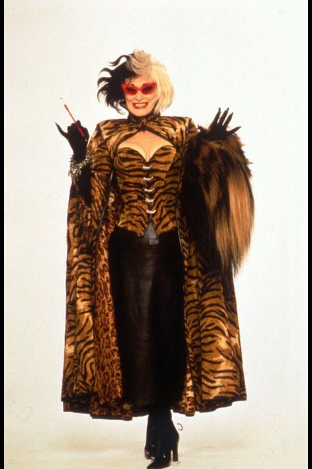 Cruella Tiger Fur Cruella De Vil Amp Dalmatians