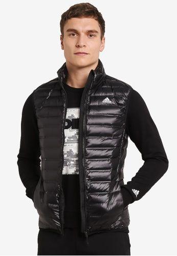 fbf94ce1f Bunda adidas Performance Varilite Jacket | 3) mens; shiny jacket ...