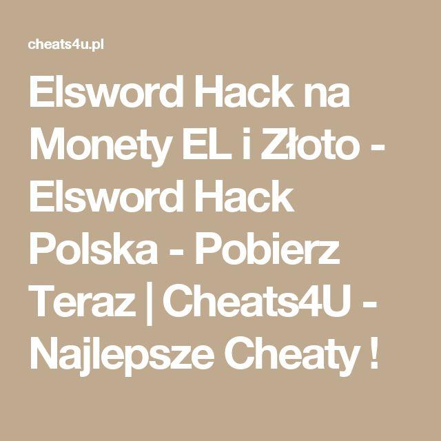 Elsword Hack na Monety EL i Złoto - Elsword Hack Polska - Pobierz Teraz | Cheats4U - Najlepsze Cheaty !
