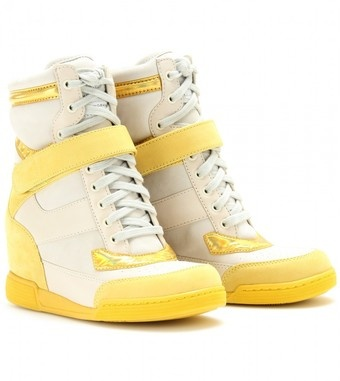 Marc By Marc Jacobs Hidden Wedge Sneakers - Lyst