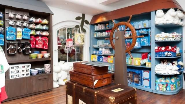 The Moomin Shop - visitlondon.com