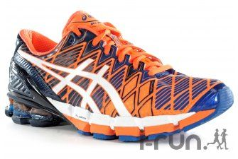 Asics Gel Kinsei 5 M pas cher - Chaussures homme running Route & chemin en promo
