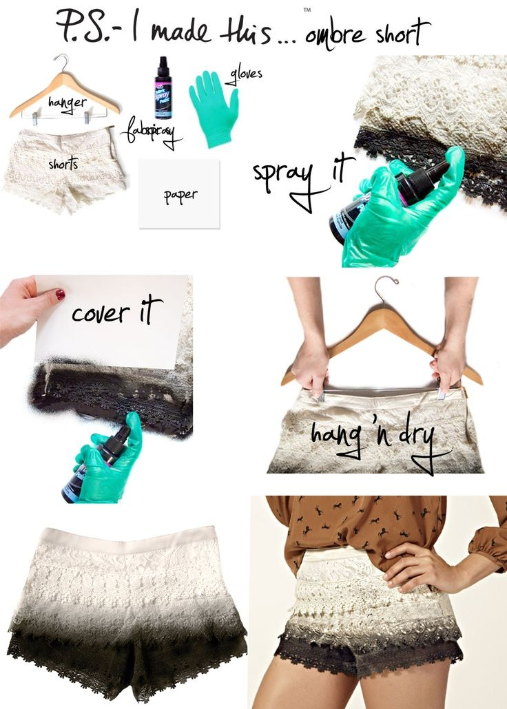 19 DIY Fashion Projects