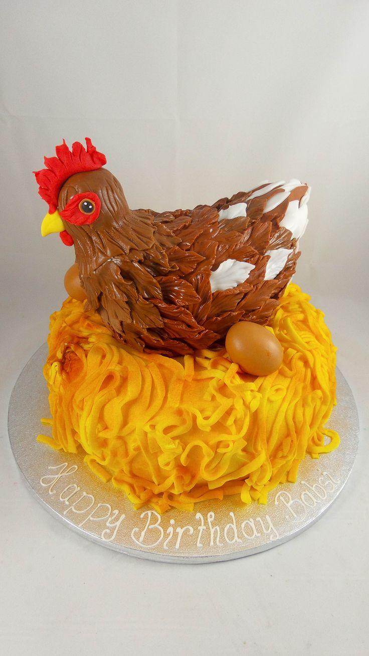 7 best Geburtstagstorten images on Pinterest   Cake designs ...