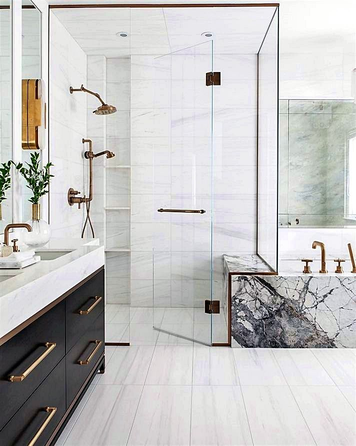Bathroom Of The Week A 1920s Inspired Bathroom In A Renovated Ny Farmhouse Remodelista Bathroom Design Bathroom Interior Bathroom Interior Design