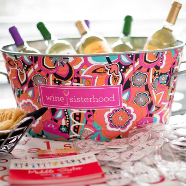 Really, who doesn't love #wine delivery? Join the Wine Sisterhood Wine #Club today. #wineclub