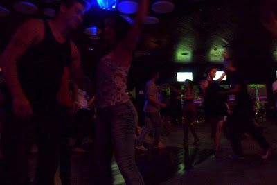 Late in the night at Capital Bar in São Paulo, the undeniable zouk capital of the world