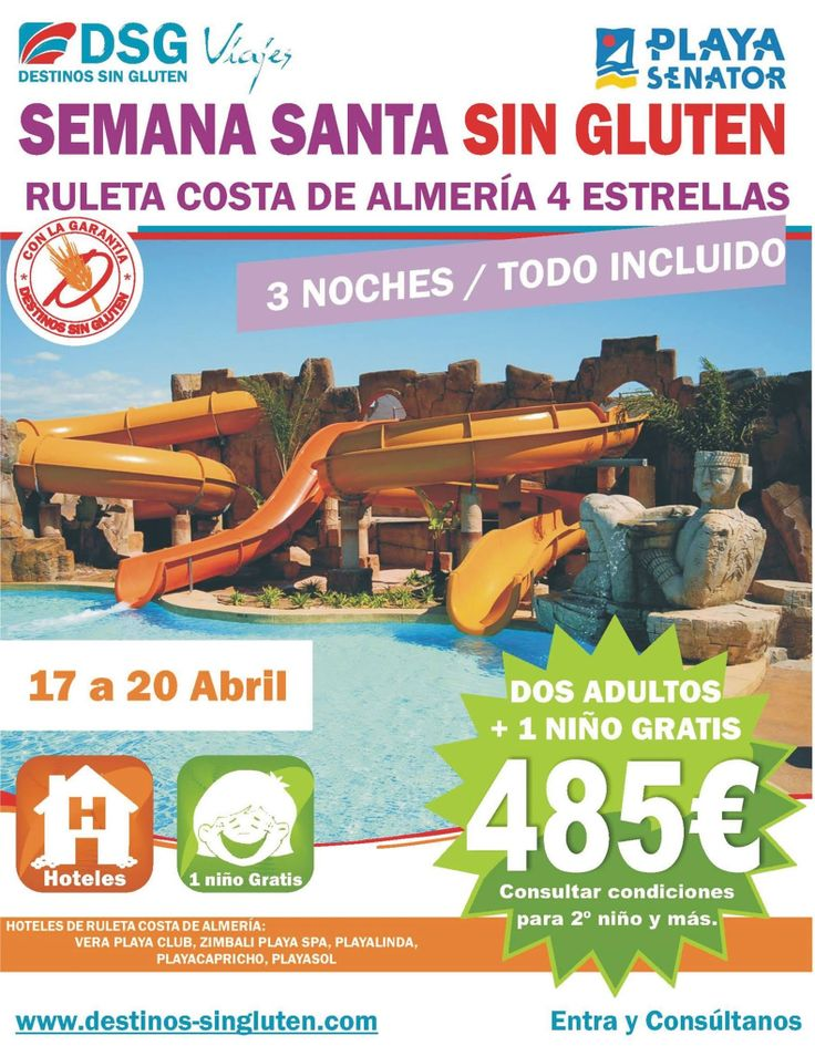 Semana Santa sin gluten en Almería