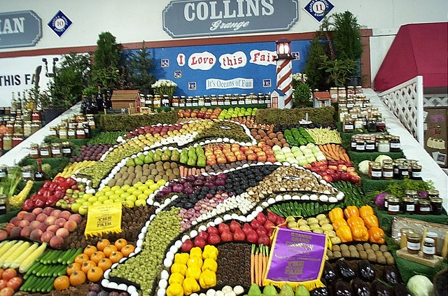 love grange produce displays
