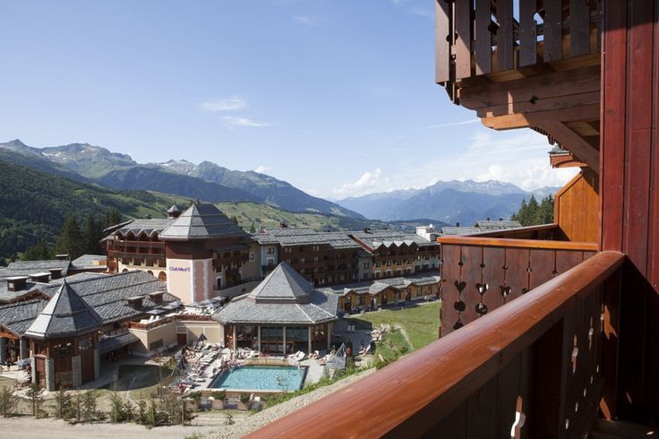 17 best images about club med valmorel chalets on for Design appartement frankrijk