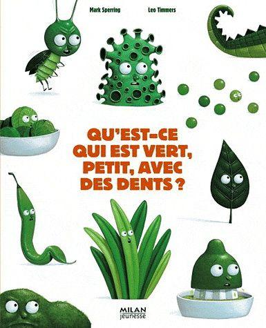 Clément adore s'habiller en vert. Mais voilà, sa grande soeur se moque sans arrêt de lui, le traite de chou, de haricot, de crapaud, de pomme. Il décide qu'il sera un crocodile et qu'il n'en fera qu'une bouchée.