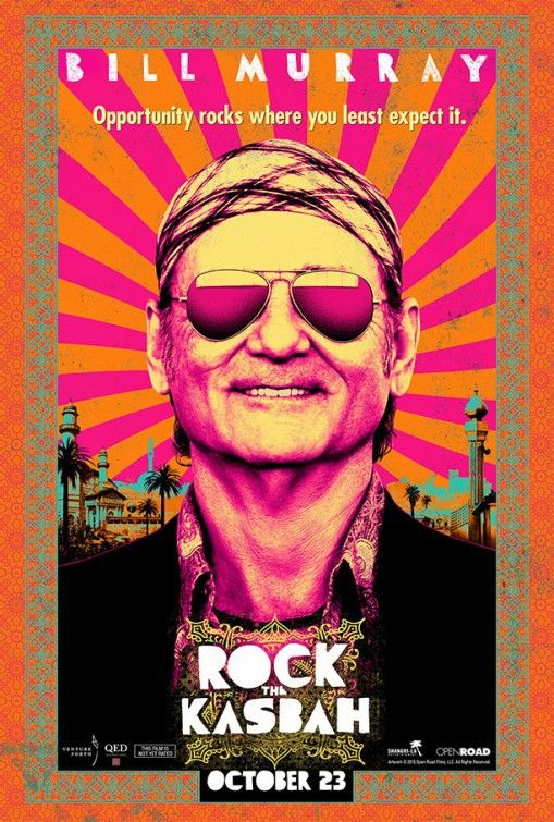 Rock The Kasbah - Movie Review - http://www.dalemaxfield.com/2015/10/30/rock-the-kasbah-movie-review/