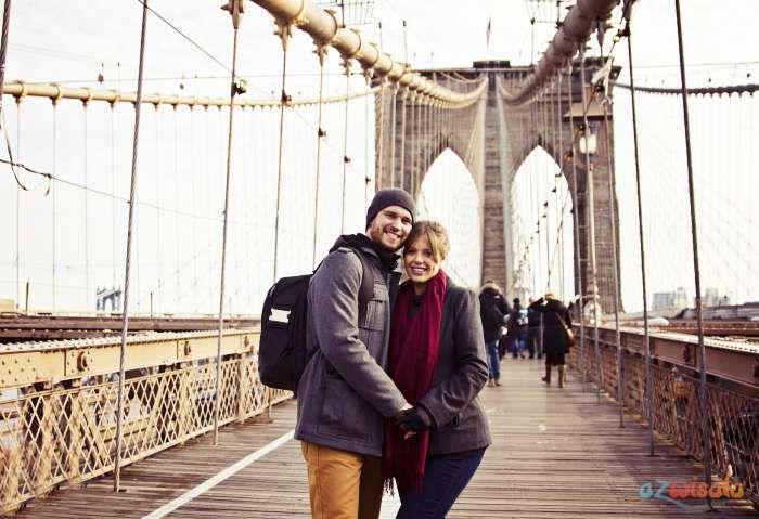 New York Tempat Bulan Madu Paling Romantis