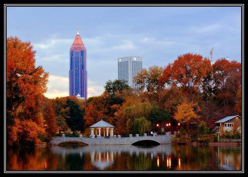 Piedmont Park- Atlanta