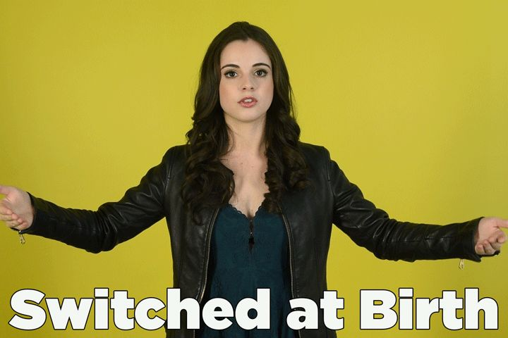 """22 Things You Should Know About """"Switched At Birth"""" Star Vanessa Marano"""