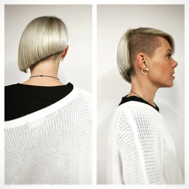 Haircuts ladies extreme ETV