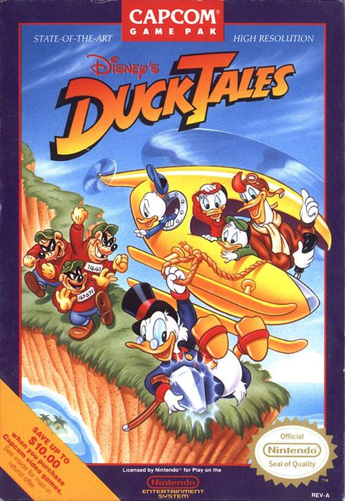 Play DuckTales Game on Nintendo NES Online in your Browser. ➤ Enter and Start Playing NOW!