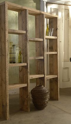ideas for shelving in boot room?