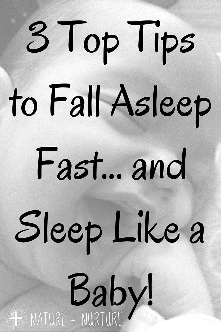 Are you having trouble falling asleep or staying asleep? Beat the insomnia monster with these 3 amazing tips!