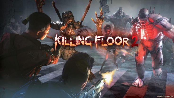2016-12-15 - killing floor 2 backround, #111829