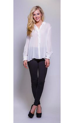 So Little Time Top by KITCHY KU   Women's Tops   @ alibiOnline