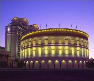 Caesar's Colleseum.....built for my diva Celine Dion ;)