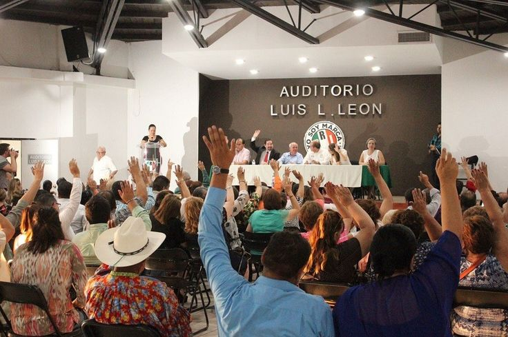 <p>Chihuahua, Chih.- En un ejercicio democrático con rumbo a la renovación del Partido Revolucionario Institucional, la Asamblea Regional Chihuahua