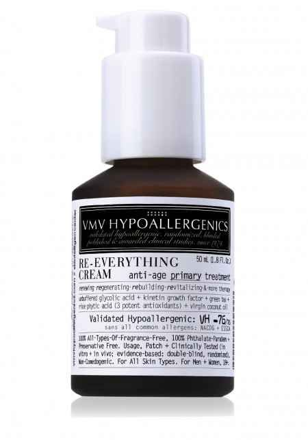 VMV Hypoallergenics Re-Everything Cream: Anti-Age Primary Treatment | 30 Products That Will Save Your Sensitive Skin