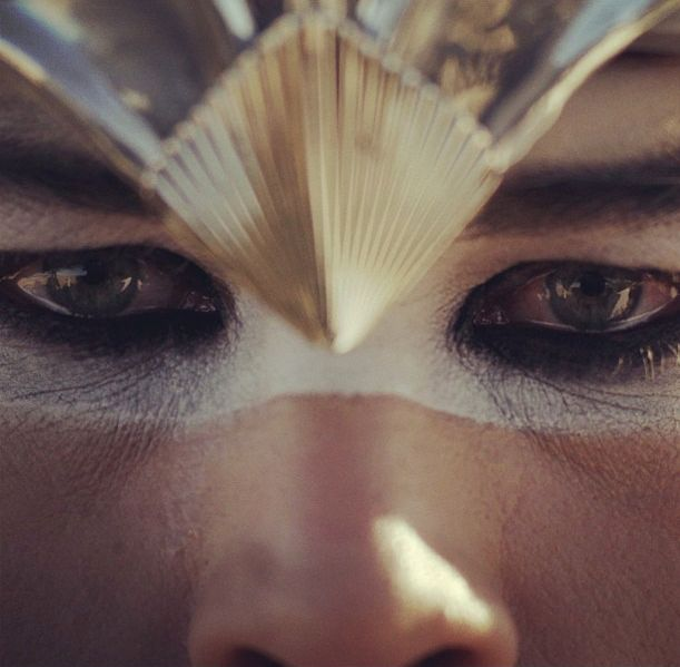 Luke Steele <3 Aussie musician in his Empire of the Sun guise.