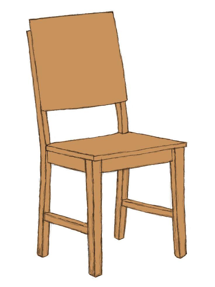 Stuhl gezeichnet  Stuhl Gezeichnet | daredevz.com