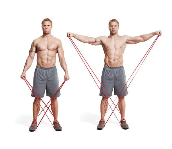 1000+ Images About Shoulder Exercises On Pinterest