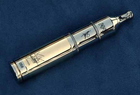 #whichecigarette Check out our reviews on http://www.whichecigarette.com/review-cats/premium-ecigarettes/  The Caravela