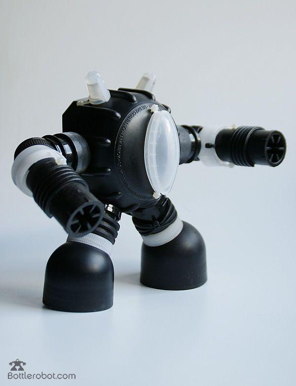 Bottle robots