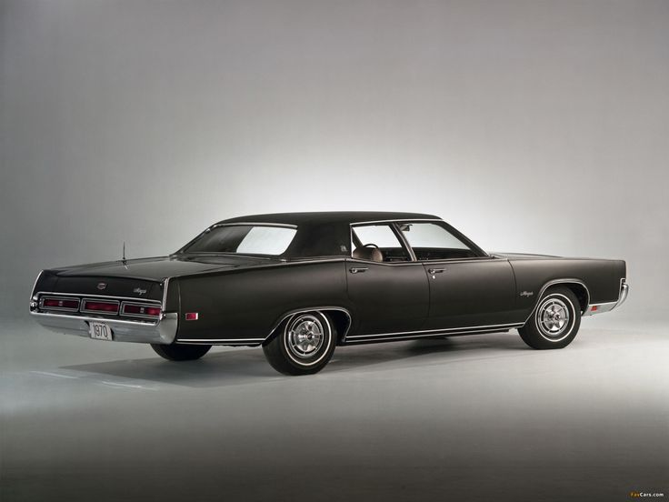 1970 Mercury Marquis Brougham Sedan