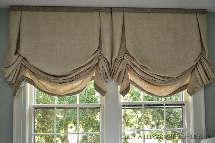 LUCY WILLIAMS INTERIOR DESIGN BLOG: BEFORE AND AFTER: SYLVAN GUEST ROOM WINDOW TREATMENTS / PHASE 1