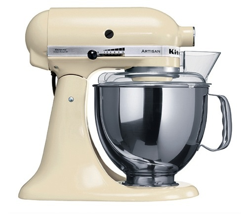 Kitchenaid Artisan Almond Cream ♥