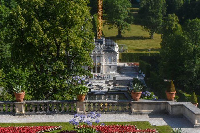 Schone Burgen Schlosser In Bayern Sophias Welt Schlosser In Bayern Burg Schloss Linderhof