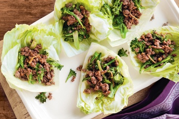 Ginger Lamb Lettuce CupsLettuce Cups, Lambs Lettuce, Brown Sugar, Easy Lambs, Favourite Recipe, Cups Recipe, Fragrant Herbs, Fresh Vegie, Gingers Lambs