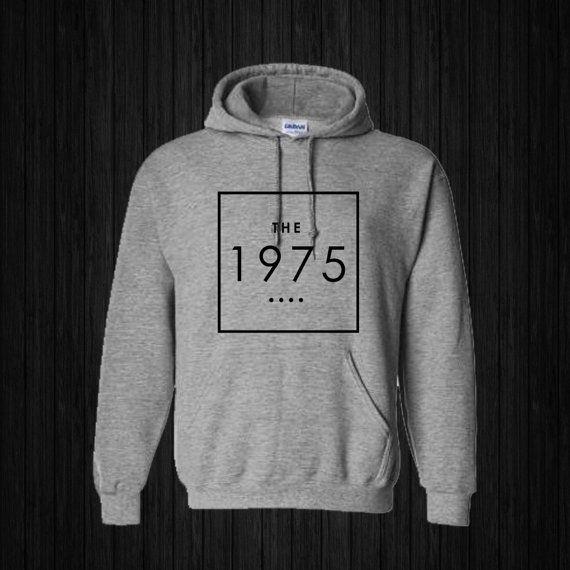 The 1975 Band Hoodies Hoodie Sweatshirt Sweater by sijilbab13