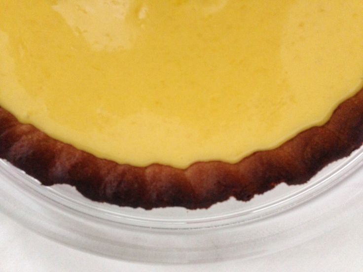 how to make lemon tarts from scratch