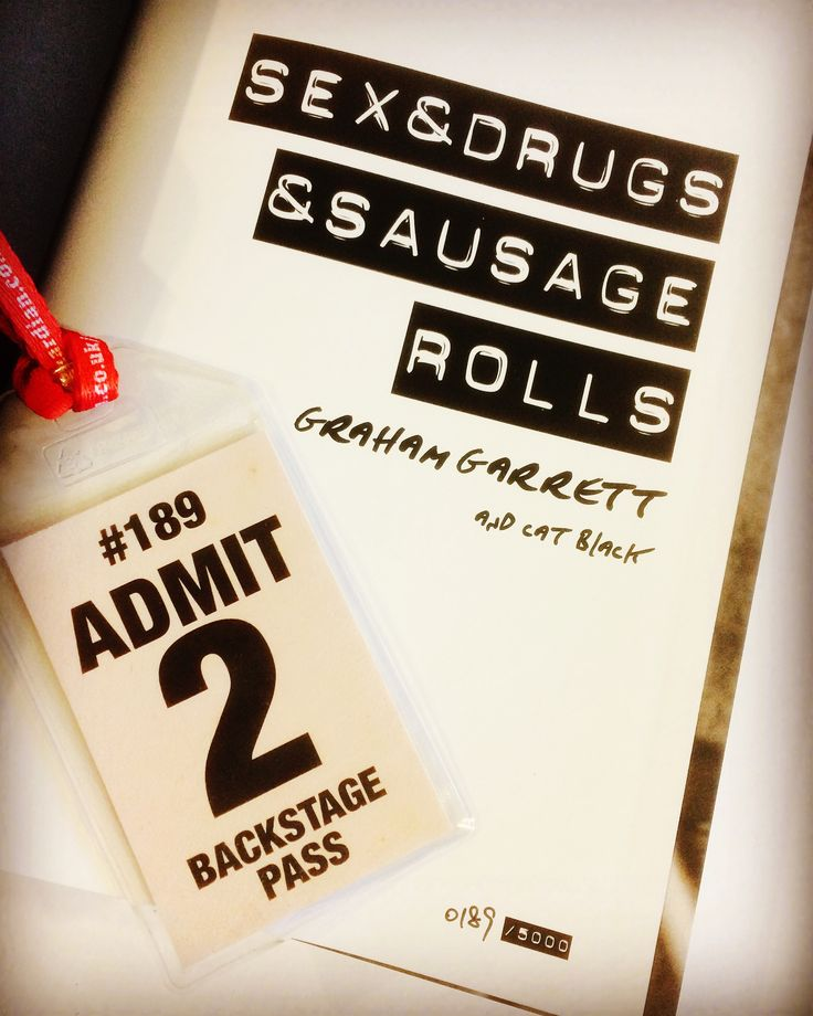 A Backstage Pass is out there