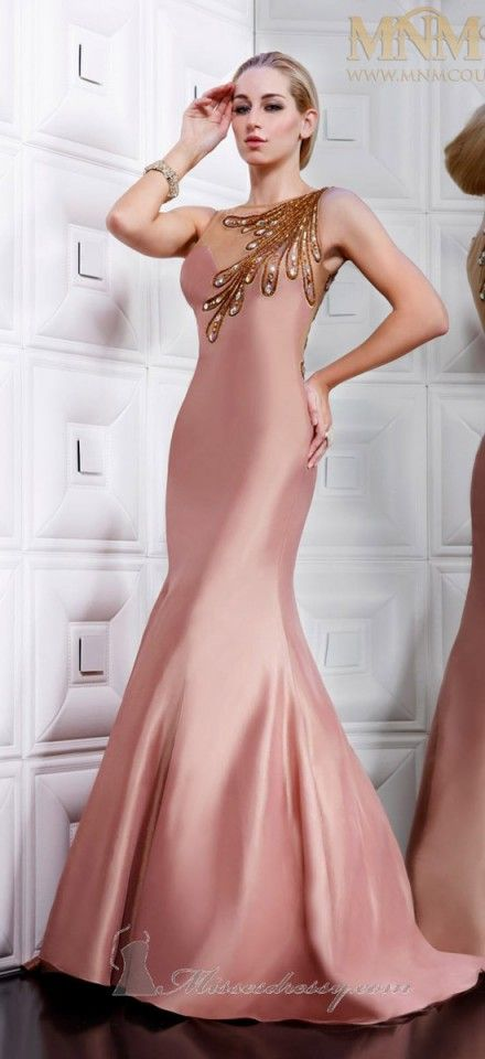 845 best vestidos de gala images on Pinterest | Evening gowns ...