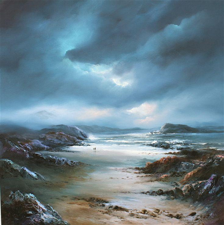 The calming | Philip Gray