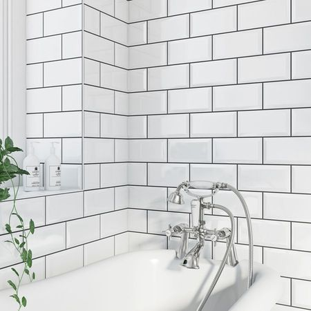 Bathroom Ideas Metro Tiles 275 best love: tiles images on pinterest | wall tiles, bathroom